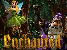 Игровой аппарат Enchanted: играть онлайн
