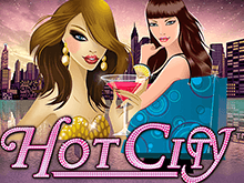 Игровой аппарат Жаркий Город — играть бесплатно