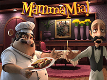Игровой автомат Mamma Mia!: играть онлайн