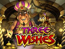 Игровой автомат Three Wishes: играть бесплатно